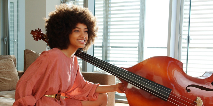 Esperanza Spalding photo by Johann Sauty