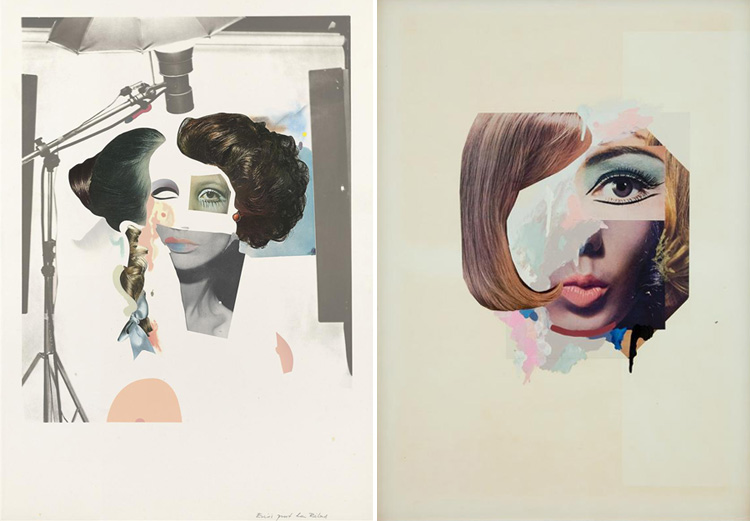 for a Fashion plate 1969, Fashion plate 1970, Richard Hamilton, WikiArt