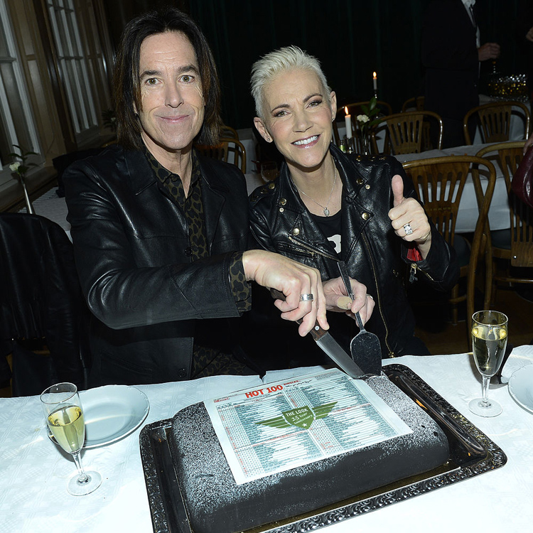 Roxette celebrate the 25th anniversary of their single The Look, fot. Karin Törnblom, CC BY 3.0